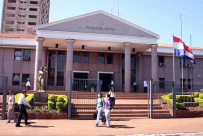 Funcionario judicial dio positivo a Covid-19