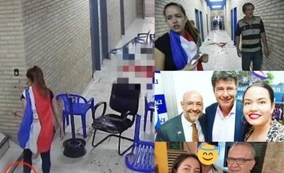 HOY / ¿Quién es Olga Paredes?, la joven que habría adulterado la escena del crimen de Rodrigo Quintana