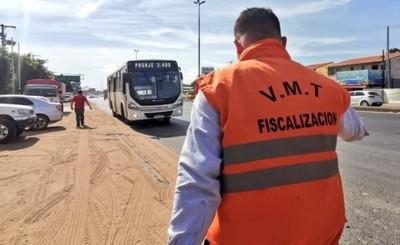Multan a 48 empresas transportistas por incumplir protocolo sanitario