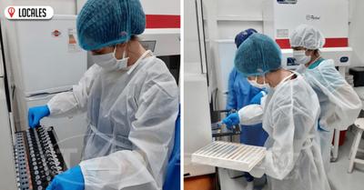 Avanza instalación del laboratorio molecular en Itapúa