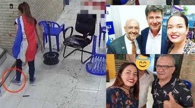 ¿Quién es Olga Paredes?, la joven que habría adulterado la escena del crimen de Rodrigo Quintana