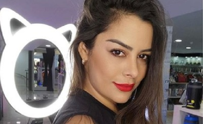 Larissa Riquelme anuncia su regreso a la tv