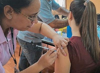 Unas 30.000 vacunas contra el neumococo llegaron al país