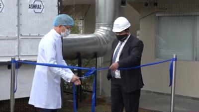 Margraf Oral Health Group inaugura unidad de tratamiento de aire