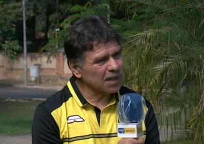 Eulalio Mora, figura del Guaraní campeón de 1984