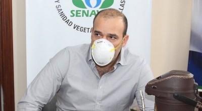 Presidente del SENAVE dio positivo a coronavirus