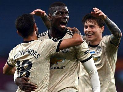 Pogba y Fernandes elevan a un Manchester United de Champions