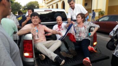 """HOY / Dispara a Efraín Alegre: """"Politizar con un muerto es cosa de mediocres"""""""
