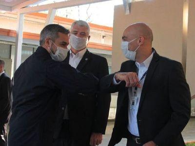Villamayor cuestiona  administración de Mazzoleni al frente del ministerio