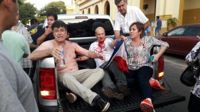 """Dispara a Efraín Alegre: """"Politizar con un muerto es cosa de mediocres"""""""