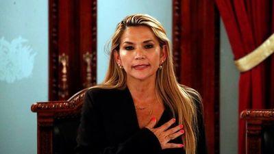 Presidenta de Bolivia dio positivo a la prueba de covid-19