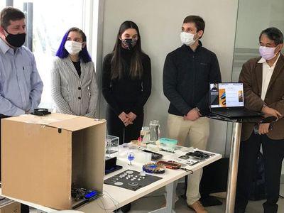 Estudiantes de la UPTP muestran desarrollo tecnológico ecofriendly