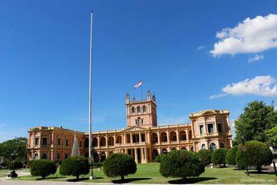Paraguay con la menor caída económica