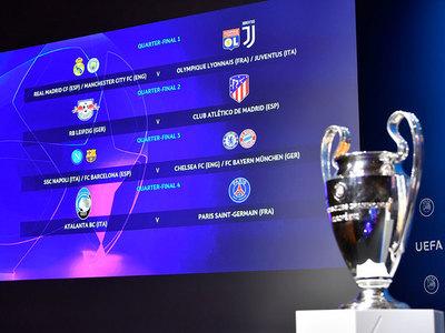 La Liga de Campeones tiene trayecto definido hasta la final