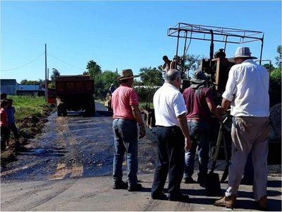 San Pedro del Paraná celebra sus 231 años con crecimiento en obras