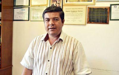 Imputan a intendente de Mallorquín por lesión de confianza