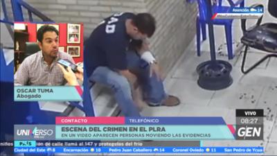 HOY / Oscar Tuma, abogado, sobre nuevo video en relación al caso Rodrigo Quintana