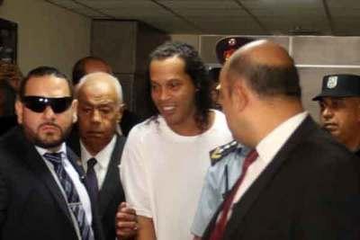 Cámara rechaza apelación de Ronaldinho