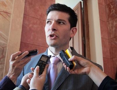 """Senador consideró un """"desastre"""" la gestión Mario Abdo y Mazzoleni es """"malo administrativamente"""""""
