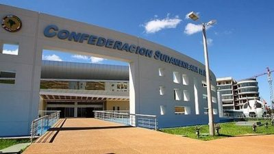 Detectan un caso de coronavirus en la CONMEBOL