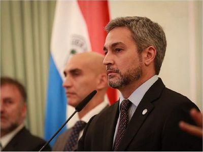 Marito defiende a Mazzoleni y desdeña críticas a gestión gubernamental