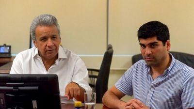 Asamblea Nacional de Ecuador acepta renuncia del vicepresidente