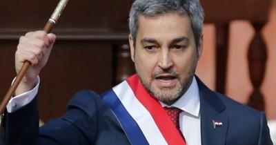 """""""Dad al César lo que es del César"""", dice Abdo ante críticas sobre combate al COVID"""