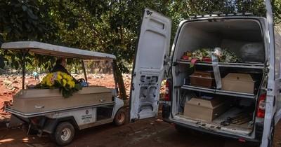 Brasil supera las 70.000 muertes por coronavirus