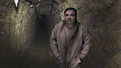 """A 5 años de la última y más espectacular fuga de """"El Chapo"""" Guzmán: así fue el trabajo de ingeniería para el túnel"""