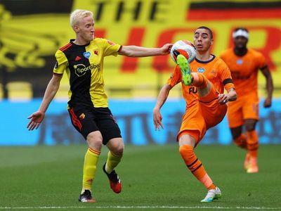 El Newcastle de Miggy no pudo ante el Watford