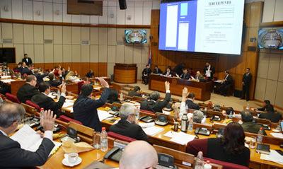 AFD recomendará al Gobierno el veto parcial de la ley Fogapy