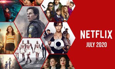Estrenos de series que llegan a Netflix en Julio