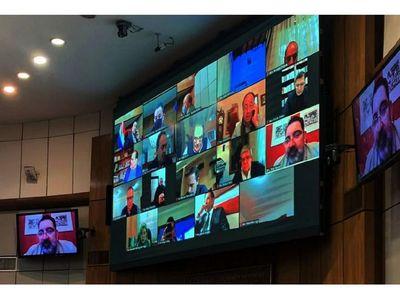 Reuniones sobre plan de reactivación serán vía plataforma virtual