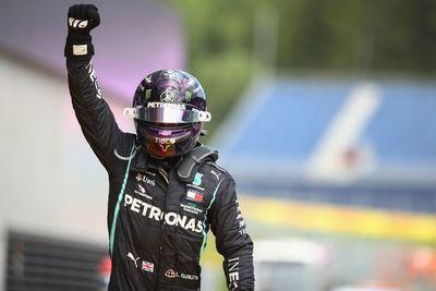 Hamilton ganó el Gran Premio de Estiria