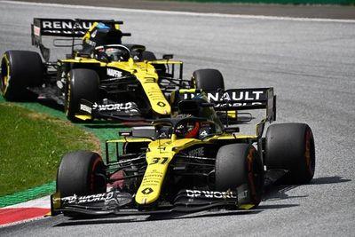 Renault presenta reclamación contra Racing Point