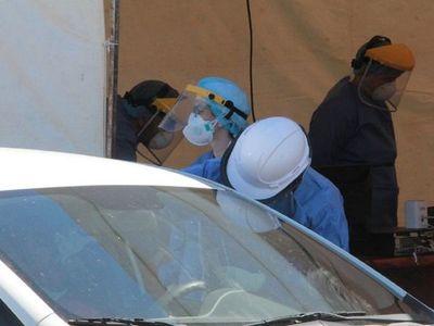 Covid-19: Salud reporta 128 casos positivos y un fallecido
