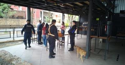 Indagan denuncia de aglomeración en conocido bar