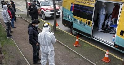 Chile ya supera los 11.000 fallecimientos por covid-19
