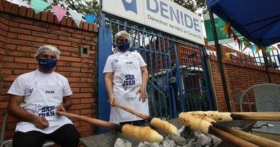 San Juan del Denide ofrece comidas típicas para llevar