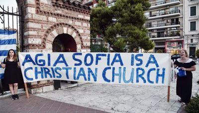 Tensión por Santa Sofía entre Grecia y Turquía
