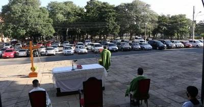 Realizan automisa en la Catedral Metropolitana