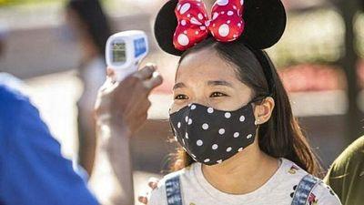 A pesar de aumento de contagios, Disney reabrió sus puertas en Florida