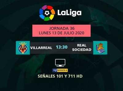 Villarreal – Real Sociedad: en busca del pasaje internacional