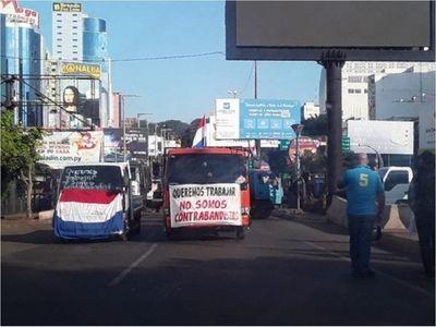 Transportistas de cargas menores exigen habilitación para trabajar