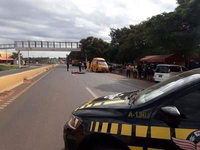 Campo 9; Hombre pierde la vida tras ser embestido por un camión de gran porte – Prensa 5