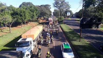 Fuerzas vivas se movilizan en reclamo de reactivación económica
