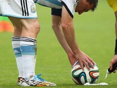 Desestimadas demandas contra FIFA por uso de espray