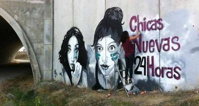 HOY / Chicas Nuevas 24 Horas en el Lunes de Cine, de Nde Rógape