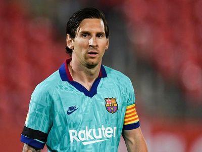 Messi participa en más de la mitad de los goles del Barça en la Liga