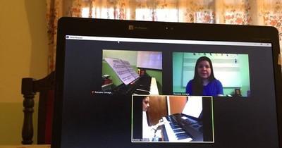 Música: FADA ofrece cursos virtuales del método Suzuki